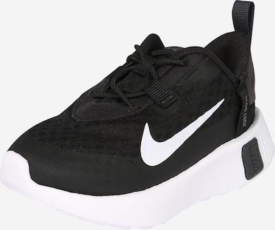Nike Sportswear Tennarit 'Reposto' värissä musta / valkoinen, Tuotenäkymä