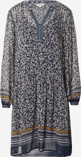Rochie tip bluză 'Kadia' Part Two pe bleumarin / portocaliu / alb, Vizualizare produs