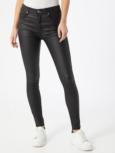 Dr. Denim Jeans 'Lexy' in black denim, Modelansicht