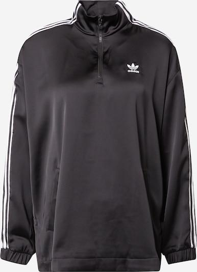 ADIDAS ORIGINALS Shirt 'TRACK TOP' in schwarz, Produktansicht