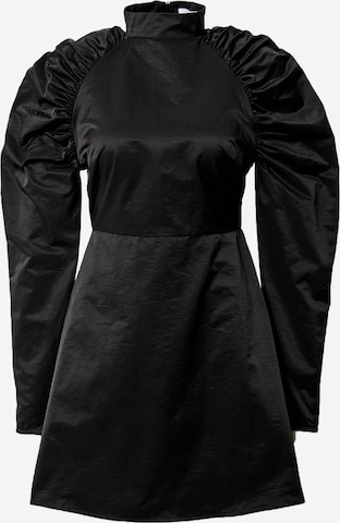 GLAMOROUS Kleid in Schwarz