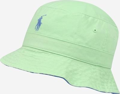 POLO RALPH LAUREN Klobúk - nebesky modrá / limetová, Produkt
