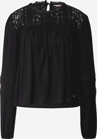 Superdry Блуза 'Detroit' в черно, Преглед на продукта