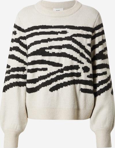 Megztinis iš OBJECT , spalva - smėlio / juoda, Prekių apžvalga