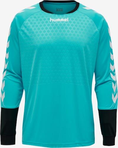 Hummel Sweatshirt in blau, Produktansicht
