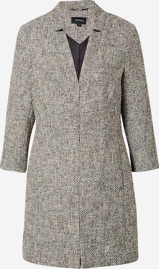 COMMA Manteau mi-saison en gris chiné, Vue avec produit