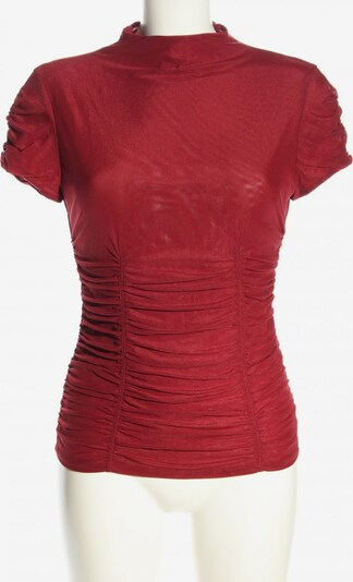 MARCIANO LOS ANGELES Kurzarm-Bluse in M in rot, Produktansicht