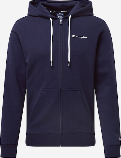 Champion Authentic Athletic Apparel Bluza rozpinana 'Hooded Full Zip Sweatshirt' w kolorze granatowym, Podgląd produktu