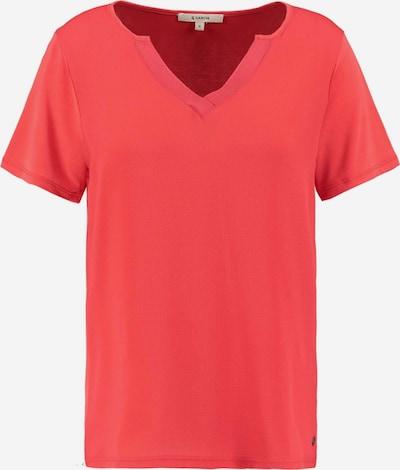 GARCIA Shirt in pink / rot, Produktansicht