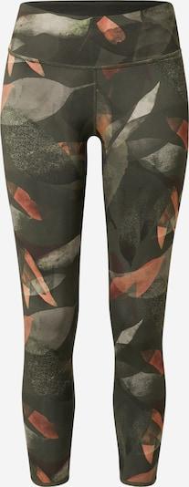 Pantaloni sport 'PER' ESPRIT SPORT pe kaki / roșu pepene / alb, Vizualizare produs