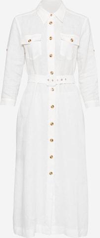Marella Sukienka koszulowa 'PENNY' w kolorze biały