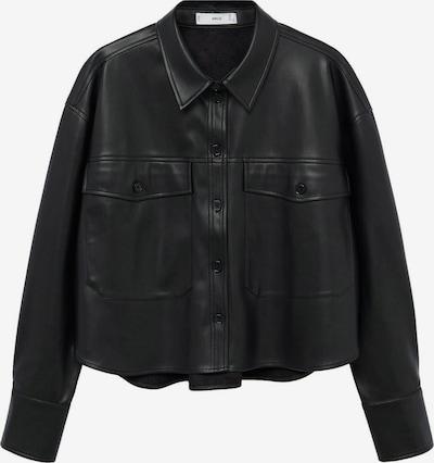 Bluză MANGO pe negru, Vizualizare produs