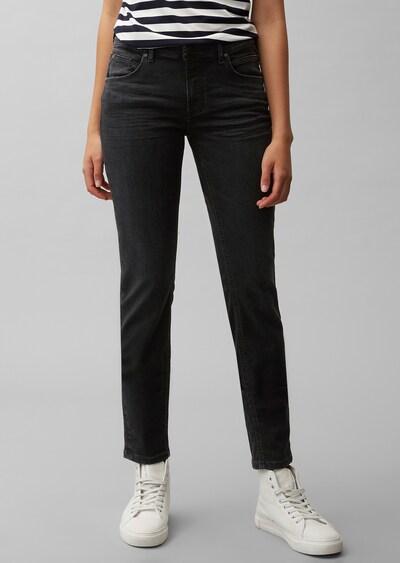 Marc O'Polo DENIM Jeans 'Alva' in schwarz, Modelansicht