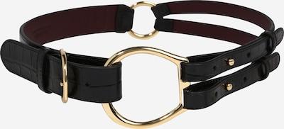 Lauren Ralph Lauren Cinturón en oro / negro, Vista del producto