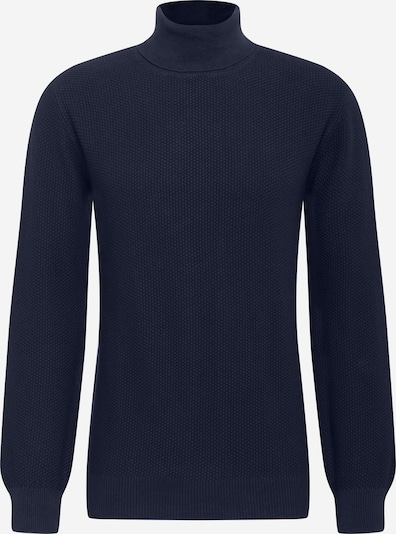 MELAWEAR Pullover 'DILIP' in dunkelblau, Produktansicht