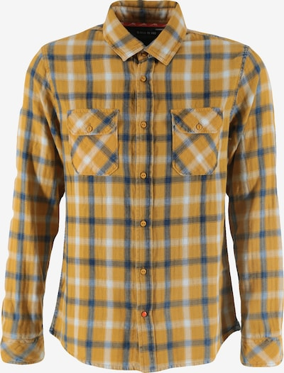 Miracle of Denim Button Up Shirt in Yellow, Item view
