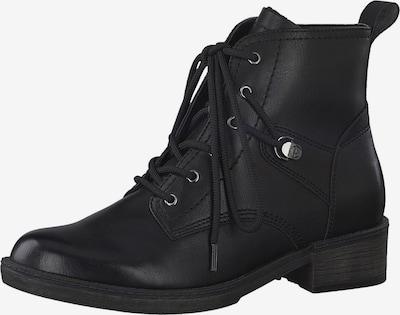 TAMARIS Snørestøvletter i sort, Produktvisning