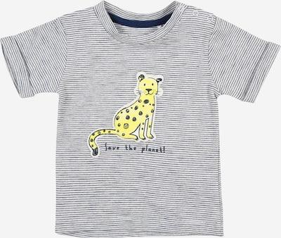 STACCATO T-Shirt in navy / limone / schwarz / weiß, Produktansicht
