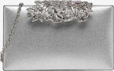 mascara Pochette 'VINE' en argent / blanc, Vue avec produit