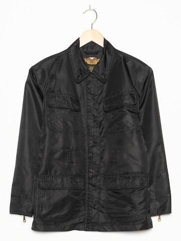 Harley Davidson Jacket & Coat in M-L in Black