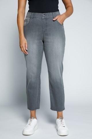 Ulla Popken Jeans in Grijs