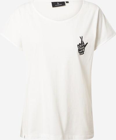 recolution Shirt in de kleur Zwart / Wit, Productweergave