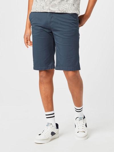 !Solid Pantalon chino 'Povl' en bleu nuit, Vue avec modèle