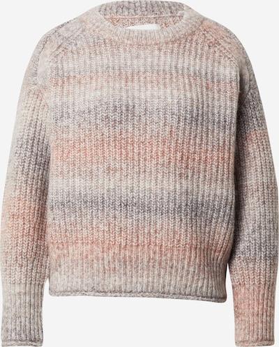 Marc O'Polo DENIM Pullover in beige / grau / altrosa, Produktansicht
