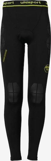 UHLSPORT Unterwäsche in schwarz, Produktansicht