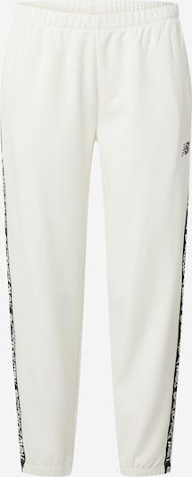 new balance Pantalon de sport 'Relentless' en noir / blanc, Vue avec produit