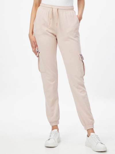 LTB Cargo hlače 'SIZODE' u rosé / pastelno roza, Prikaz modela