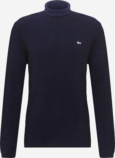 Tommy Jeans Trui in de kleur Navy / Zwart, Productweergave