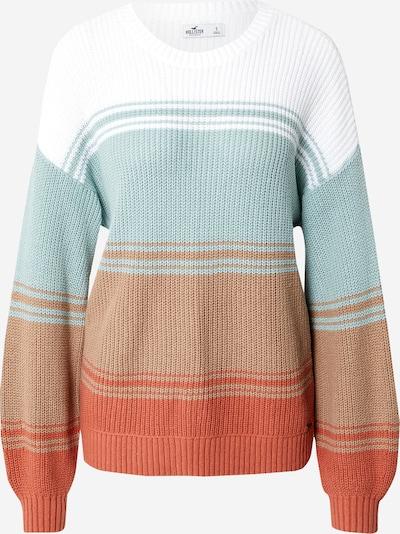 HOLLISTER Širok pulover | mešane barve barva, Prikaz izdelka