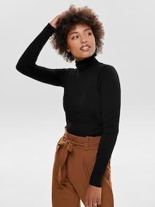 ONLY Pullover 'VENICE' color nero