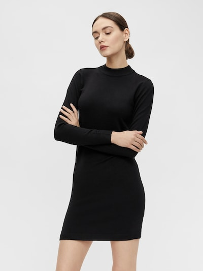 OBJECT Kleid 'THESS' in schwarz, Modelansicht