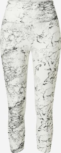 Marika Workout Pants 'JADE' in Black / White, Item view