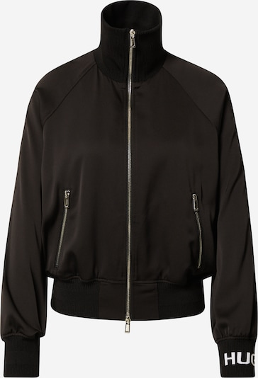 HUGO Overgangsjakke 'Arlie' i sort, Produktvisning