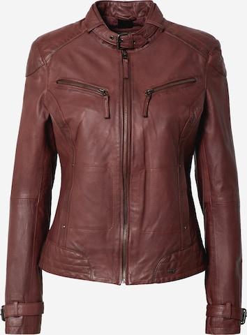 MazePrijelazna jakna 'Ryana' - smeđa boja
