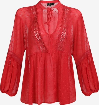 faina Bluse 'Faina' in rot, Produktansicht