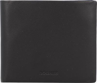 BOGNER Geldbörse 'Aspen Ezra' in schwarz, Produktansicht