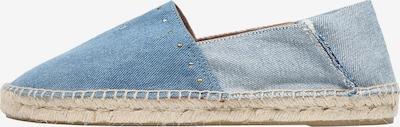 Espadrillas 'Alba' Scalpers di colore blu denim, Visualizzazione prodotti