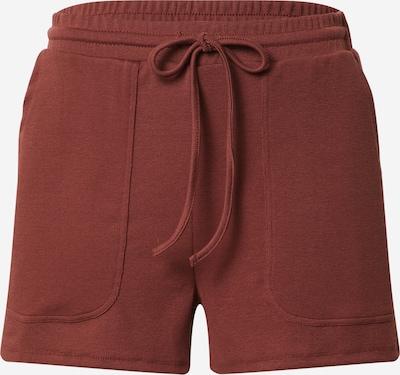 ABOUT YOU Pantalon 'Jayla' en rouille, Vue avec produit