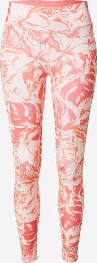 DELICATELOVE Pantalon de sport 'Nadi' en orange / rose / rose ancienne, Vue avec produit