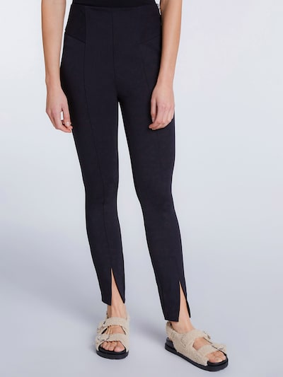 SET Jeggings in black, View model