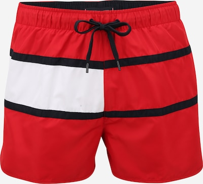 Tommy Hilfiger Underwear Swimming shorts 'Runner' in cobalt blue / red / white, Item view