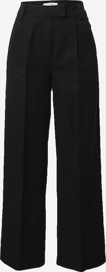mbym Trousers with creases 'Aman' in Black, Item view