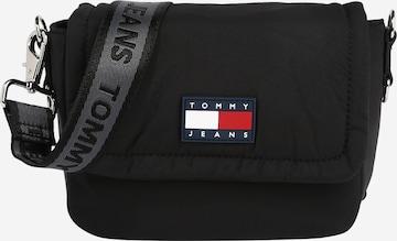 Tommy Jeans Skulderveske i svart