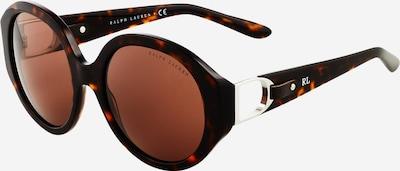 Ochelari de soare '0RL8188Q' Ralph Lauren pe maro / maro coniac / alb, Vizualizare produs