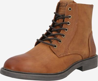JACK & JONES Šněrovací boty - hnědá, Produkt