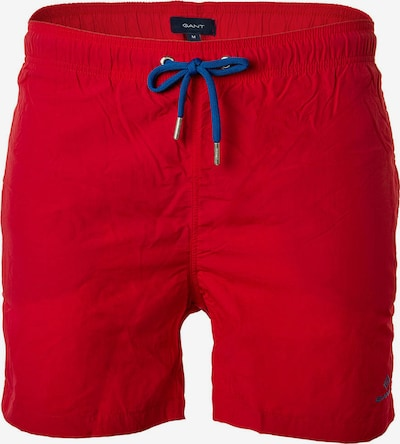 GANT Badeshorts in rot, Produktansicht